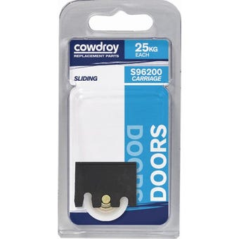 Cowdroy 32mm Security / Flyscreen Concave Wheel Sheave