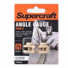 Supercraft Staircase Gauge Pack of 2