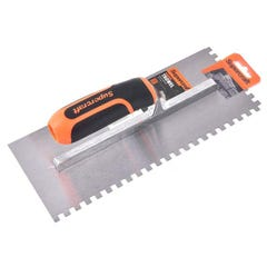 Supercraft 280mm Notched Plasterers Trowel