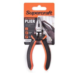 Supercraft 117mm Mini Combination Soft Grip Plier