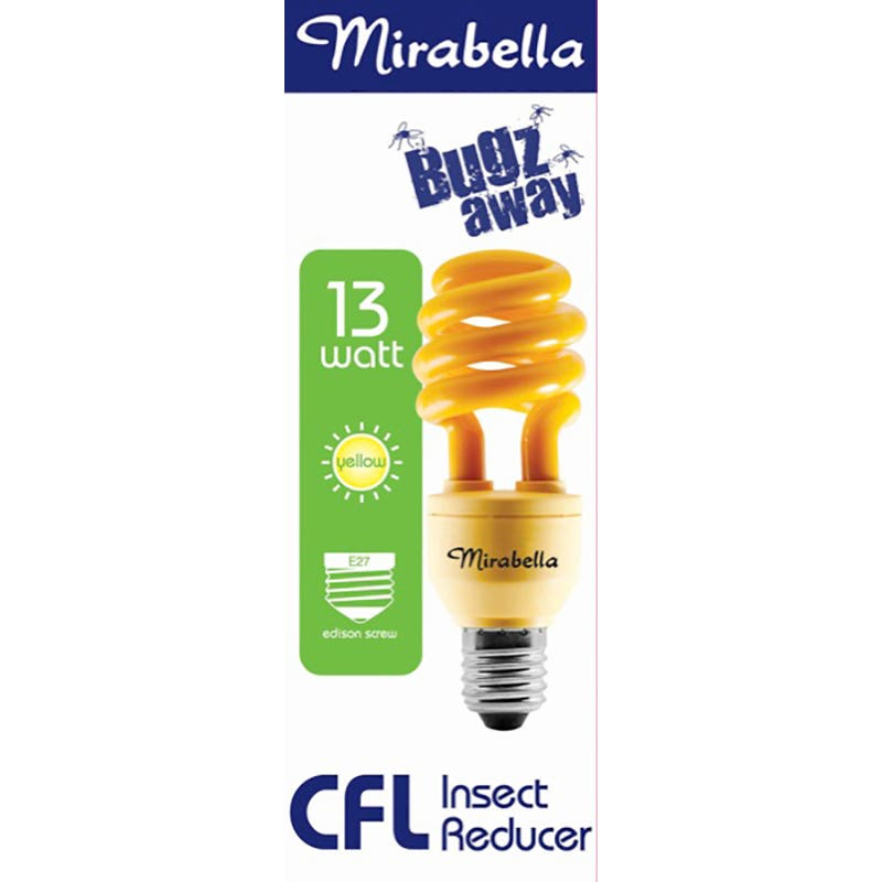 Mirabella Bugz Away Insect Reducer Globe ES