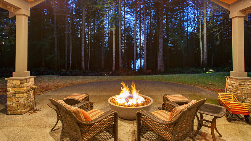 Outdoor heating options for your home