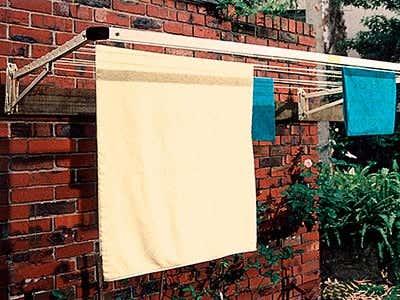 DIY clothes line