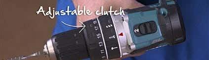 drill driver clutch