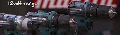 12v drill range
