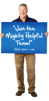 Join the Mighty Helpful team