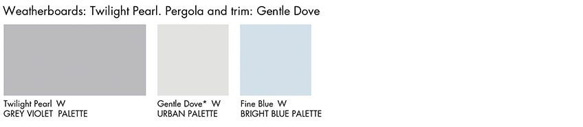 accent Exterior Colors