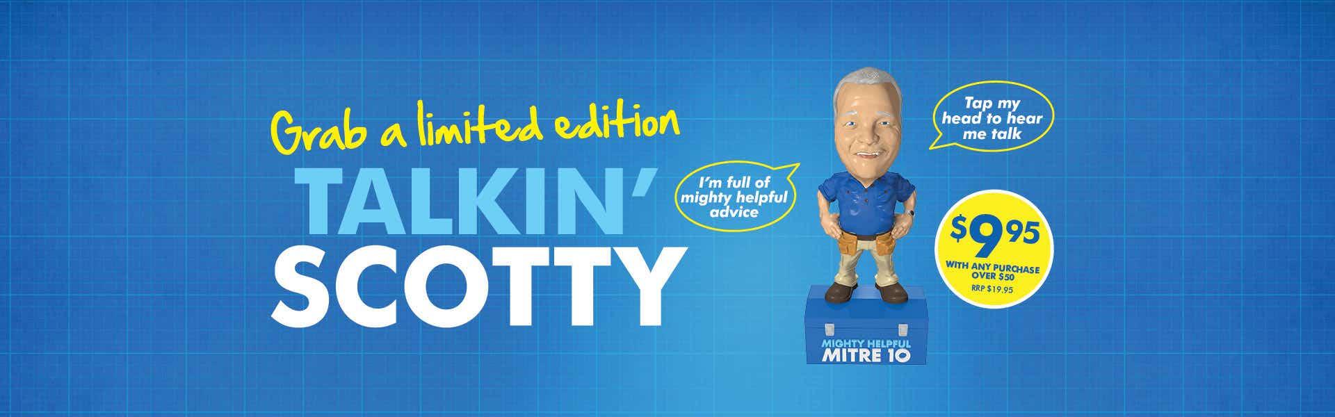 Talkin' Scotty